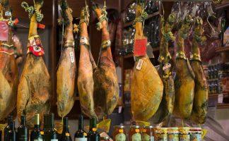 西班牙伊比利亞 (黑毛豬)火腿 (Spanish Iberico Ham)