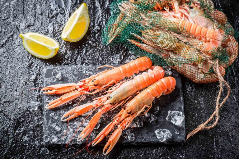 急凍挪威海螯蝦 Frozen Wild Caught Langoustine