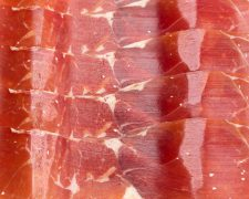 Spanish jamon
