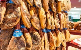 西班牙 塞拉諾 (白毛豬)火腿 (Spanish Serrano Ham)