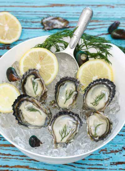 澳洲活生蠔 (Australia Live Oysters)