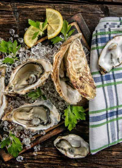 愛爾蘭活生蠔 (Ireland Live Oysters)