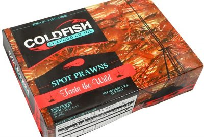 Coldfish Spot Shrimp