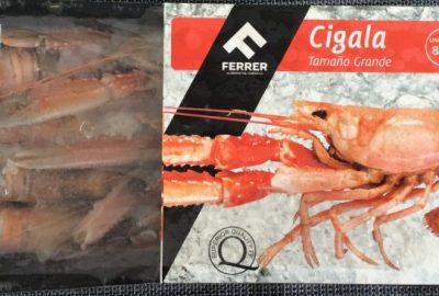 Ferrer Langoustine