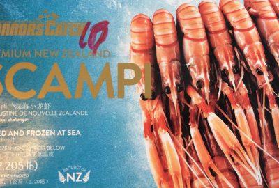 New Zealand Scampi
