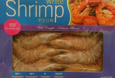Sea Praise Wild White Shrimp