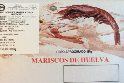 Spanish Red Prawn Product (8 pcs)