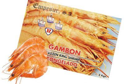 Empesur Argentine Raw Red Shrimp
