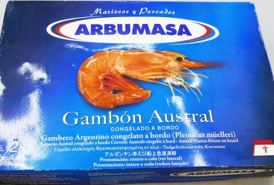 Arbumasa Argentina Red Shrimp (L1)