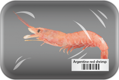 Argentine red shrimp (w pack)