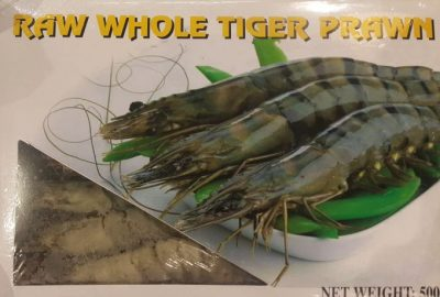 Black Tiger Prawn (15 pcs)