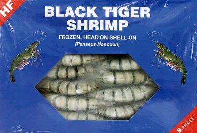 HF Black tiger shrimp
