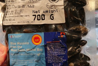 Mytilea French Bouchots Mussels (700g) 1