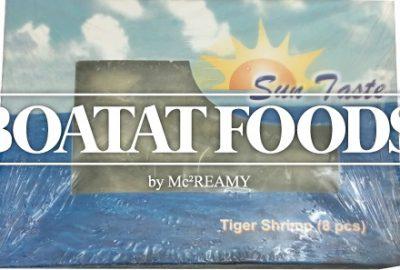 Sun Taste Tiger shrimp
