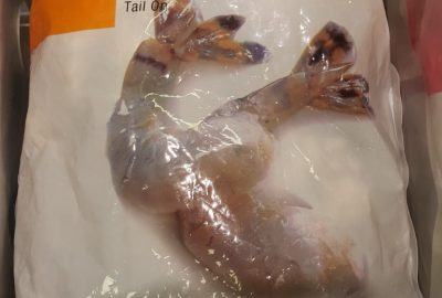 Ocean Gems Tiger Prawn Meat (Tail On)