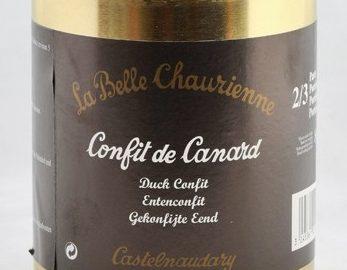 法式油封鴨脾 La Belle Chaurienne Duck Confit