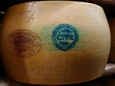 意大利芝士之王 Parmigiano-Reggiano - 官方認證標誌