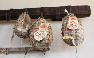 Culatello di Zibello 火腿呈梨型狀PDO
