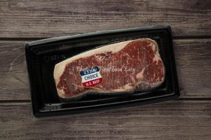 急凍美國安格斯 Choice 西冷牛扒 Frozen USDA Angus Choice Sirloin Steak