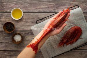 急凍西班牙紅蝦 Frozen Spain Carabinero